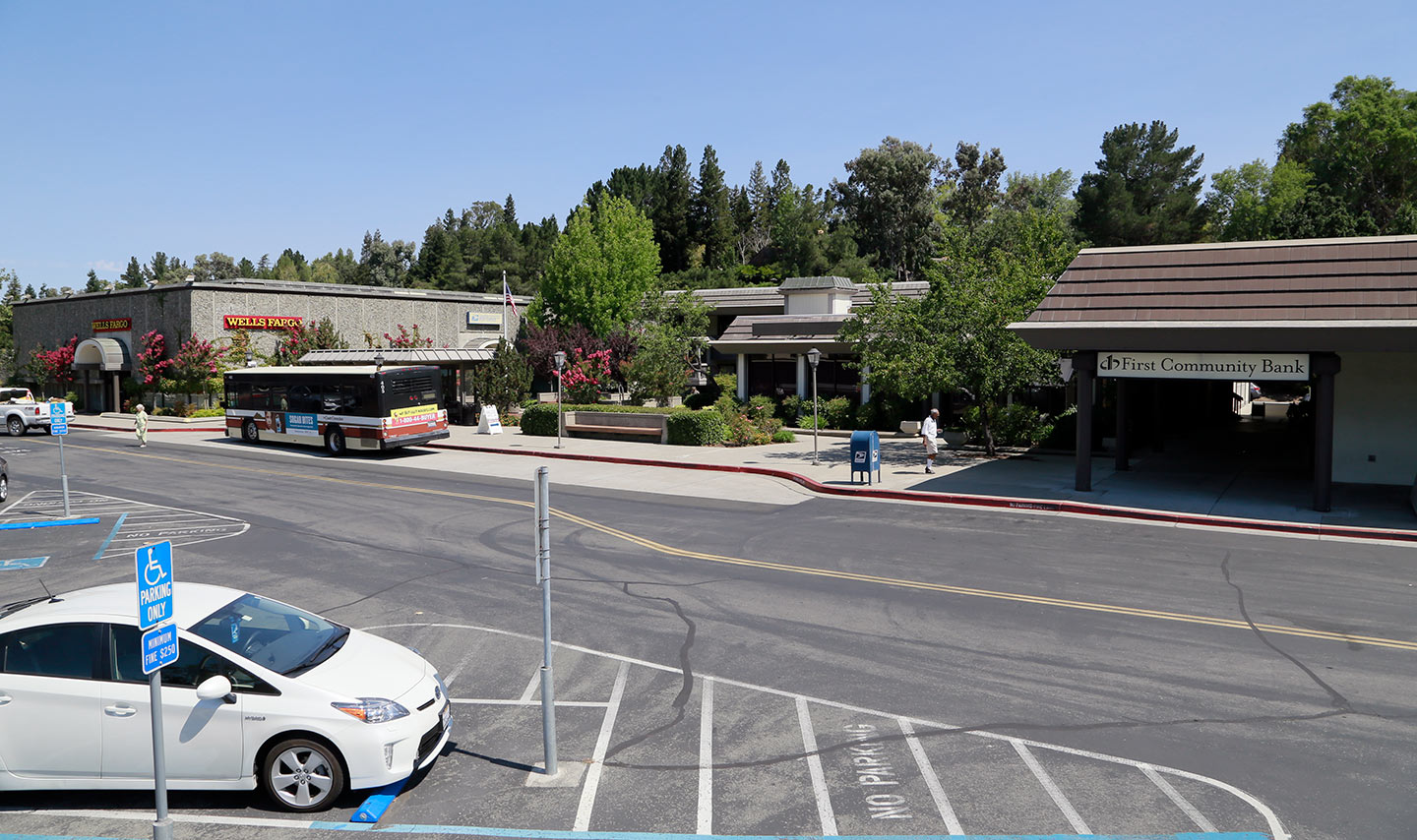 Rossmoor Town Center, Walnut Creek, CA