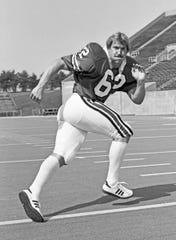 Terry Tallen iTerry Tallen in 1980. (Photo: Indiana University Archives)n 1980. (Photo: Indiana University Archives)