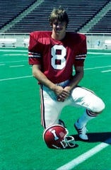 Tim Wilbur in 1978. (Photo: Courtesy of IU Archives)